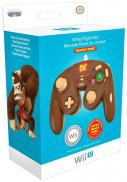 Wii U Wired Fight Pad Manette filaire de combat - Donkey Kong (PDP)