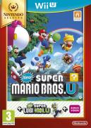 New Super Mario Bros. U + New Super Luigi U (Gamme Nintendo Selects)