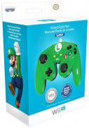 Wii U Wired Fight Pad Manette filaire de combat - Luigi (PDP)