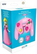 Wii U Wired Fight Pad Manette filaire de combat - Peach (PDP)