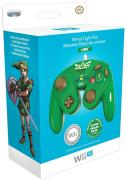 Wii U Wired Fight Pad Manette filaire de combat - Link (PDP)