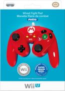 Wii U Wired Fight Pad Manette filaire de combat - Mario (PDP)