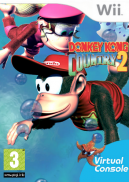 Donkey Kong Country 2 : Diddy's Kong Quest (Wii)