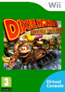 Donkey Kong Country 3 : Dixie Kong's Double Trouble (Wii)