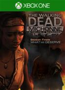 The Walking Dead: Michonne - Episode 3: What We Deserve (XBLA Xbox One)