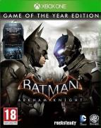 Batman Arkham Knight - Game of the Year Edition