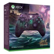 Microsoft Xbox One Manette sans fil Sea of Thieves - Edition Limitée