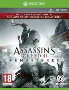 Assassin's Creed III Remastered + AC Liberation Remastered