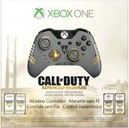 Microsoft Xbox One Manette sans fil Call of Duty: Advanced Warfare - Edition Limitée