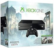 Xbox One 500 Go - Pack Assassin's Creed: Unity + Assassin's Creed IV: Black Flag