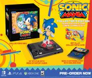 Sonic Mania - Collector's Edition